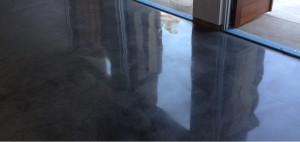 polished Concrete Floor South Florida